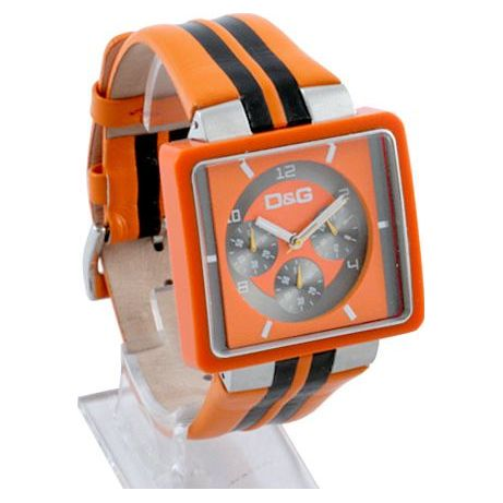 cream orange leather mens fashion watch dw0065 d g cream orange leather mens fashion watch dw0065