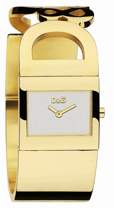 D Amp G Dw0222 Dolce Amp Gabbana Forever Gold Ladies Designer