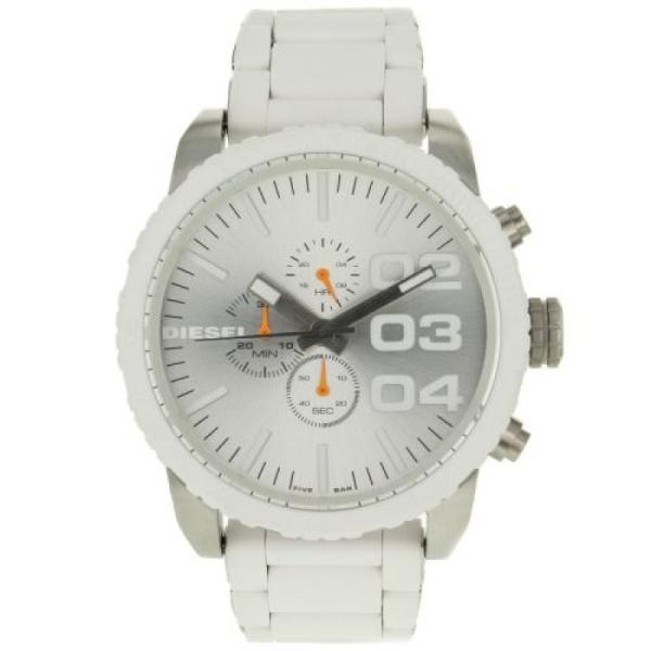 men s dz4253 advanced white watch diesel men s dz4253 advanced white watch