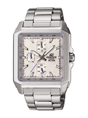 Casio Collection Edifice Square Face Series Gent Ef 333d 7av Watch