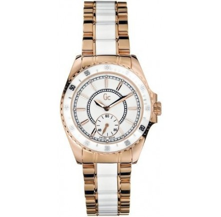 Guess Gc Ladies Rose Gold-Plated Bracelet Watch - I47003L1 - photo #18