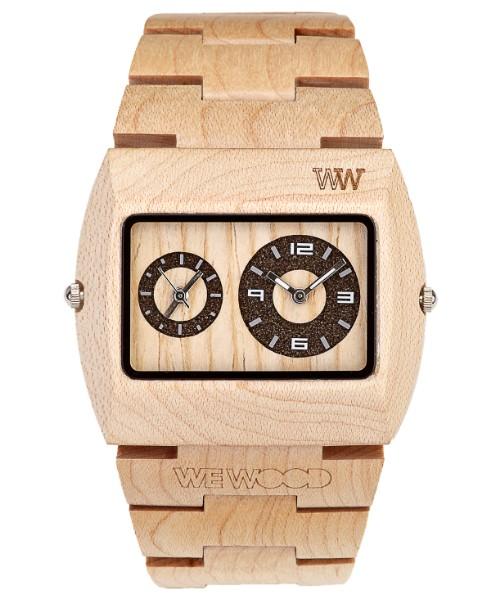 01b1591a591b Wewood Watches Jupiter Beige Watch
