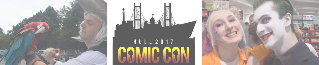 Hull Summer Comic Con 2017