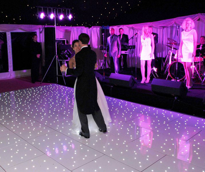Dance Floor Hire Gloucestershire