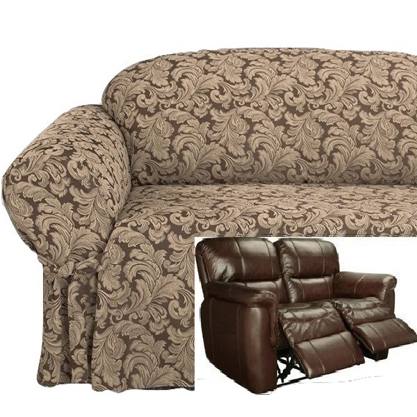 reclinerglider love hilton seat ip storage recliner chocolate glider dual en console with