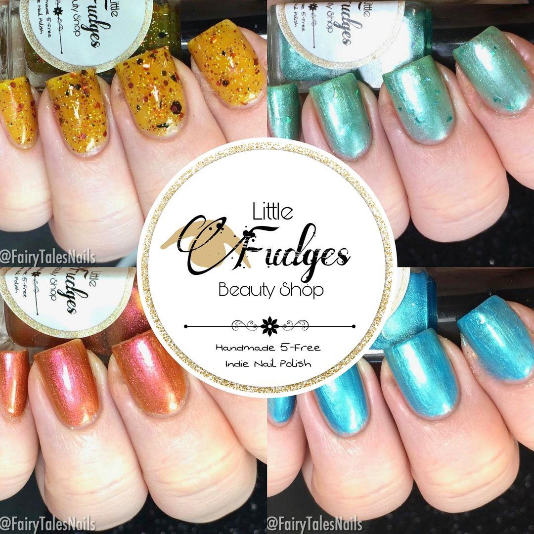 I Choose You Collection | 5ml, 10ml nail polish