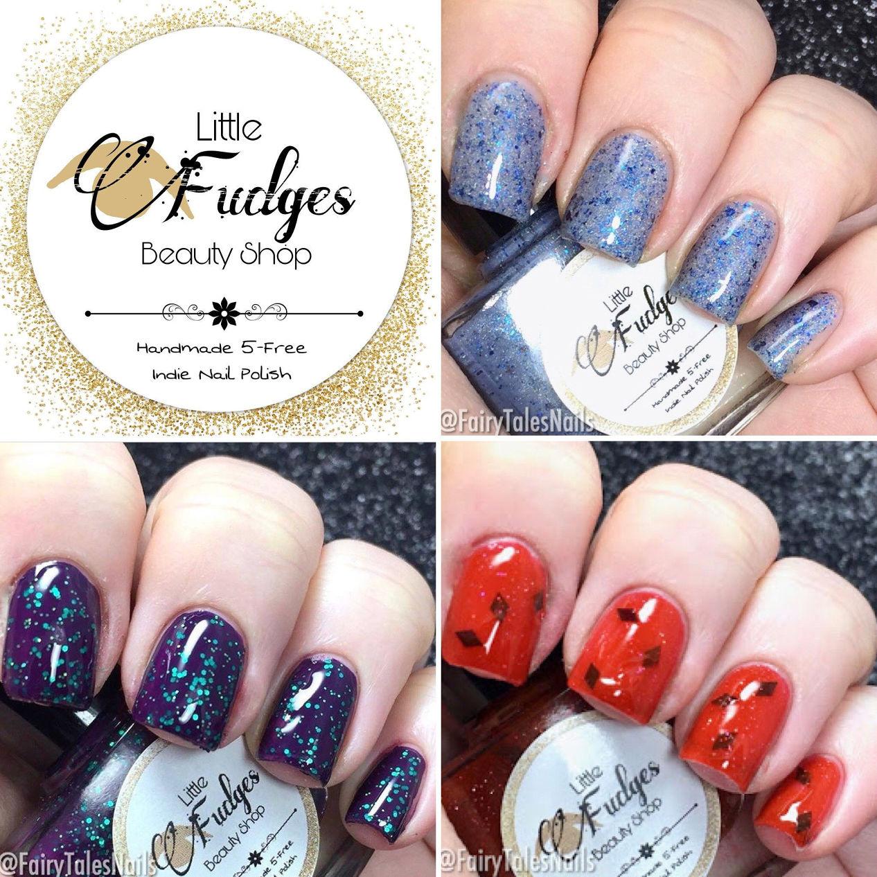 Rogues Gallery Trio | 5ml, 10ml nail polish