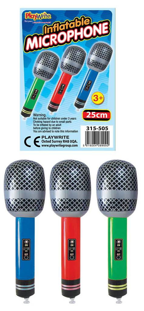 Wholesale Inflatable Microphones