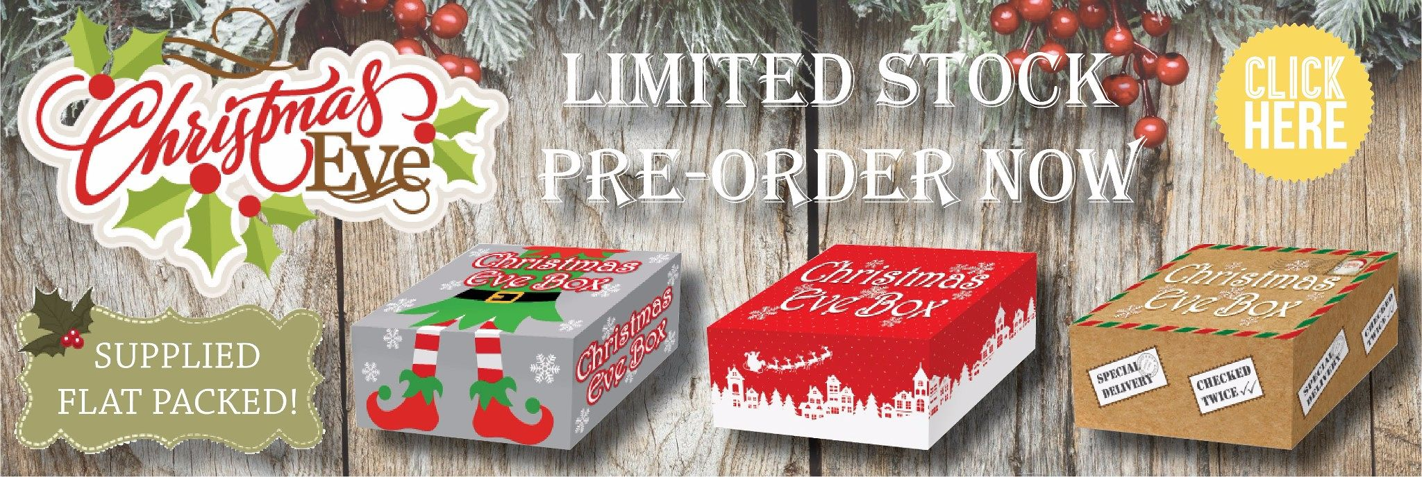 Stock Offer - Wholesale Christmas Eve Boxes From Risus Wholesale ...