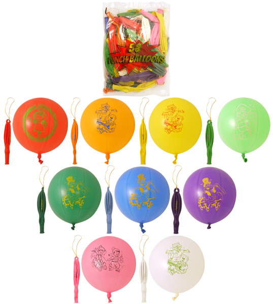 Wholesale Punch Balloons