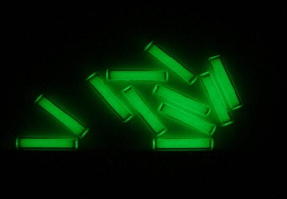 Tritium Vial 11mm X 3mm