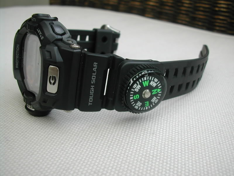 Compass Watch Watch Strap Compass