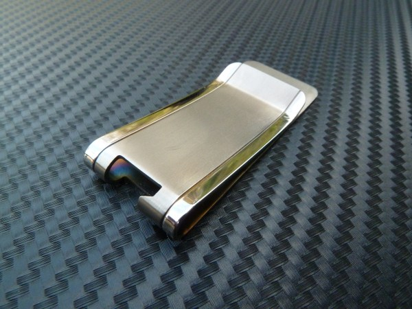 titanium money clip bottle opener. Black Bedroom Furniture Sets. Home Design Ideas