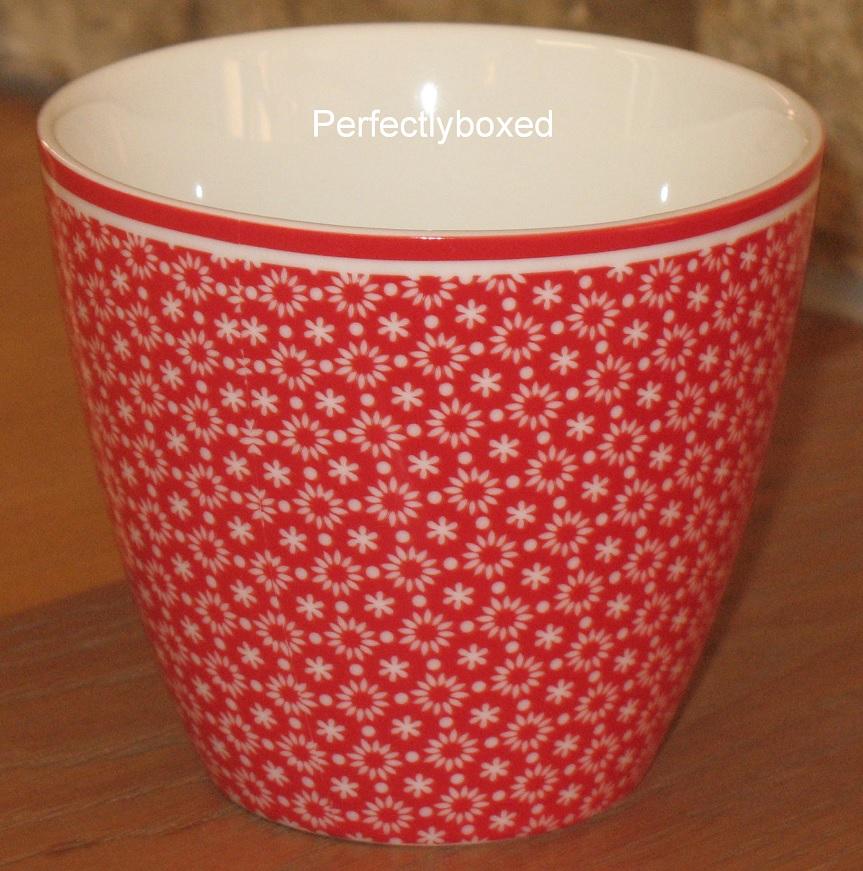 vintage floral mugs. Black Bedroom Furniture Sets. Home Design Ideas