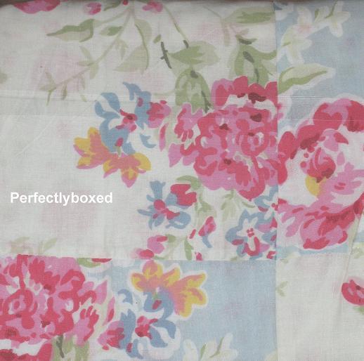 Vintage Floral Patchwork Duvet Sets At Www.perfectlyboxed.com