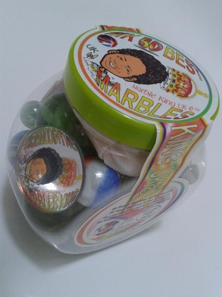 Marble King (UK) Brand