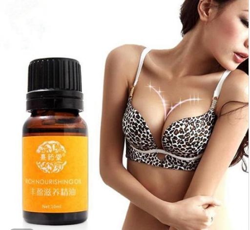 Plant Natural Breast Plump Essential Oil Grow Up Busty Enlargement Massage Oil