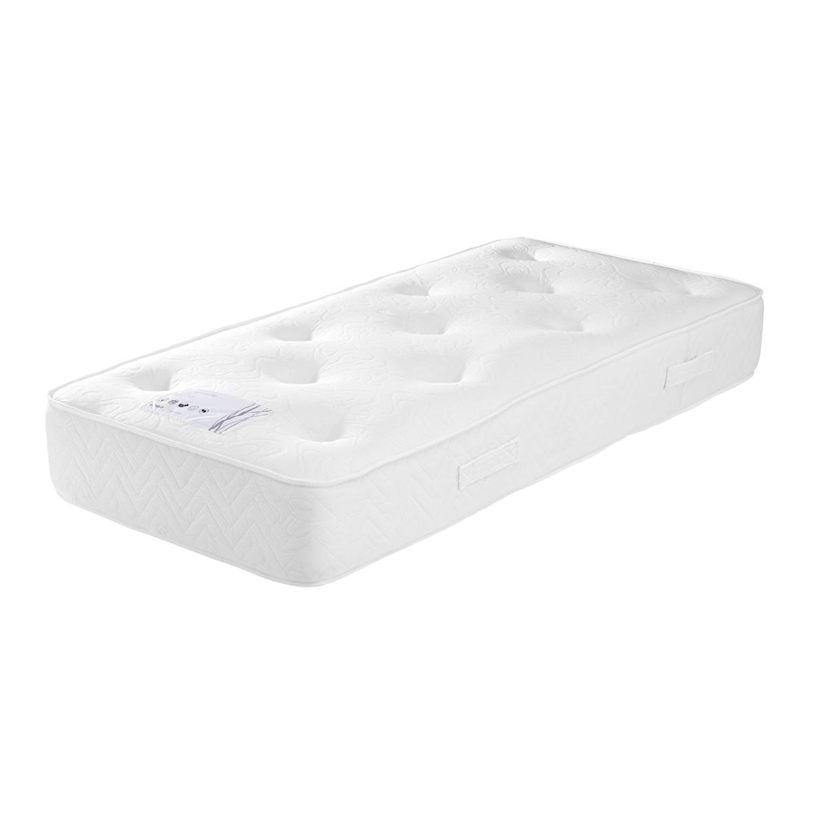 threshold green trim memory mat width by glideaway height products t item twin gel foam mattresses mats mattress youth