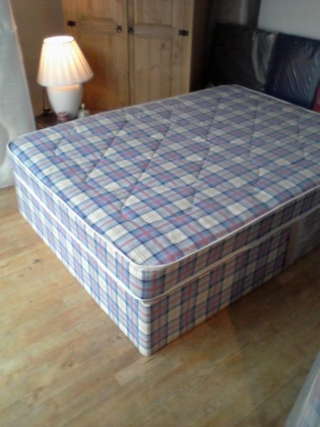 Standard Midi Divan Bed