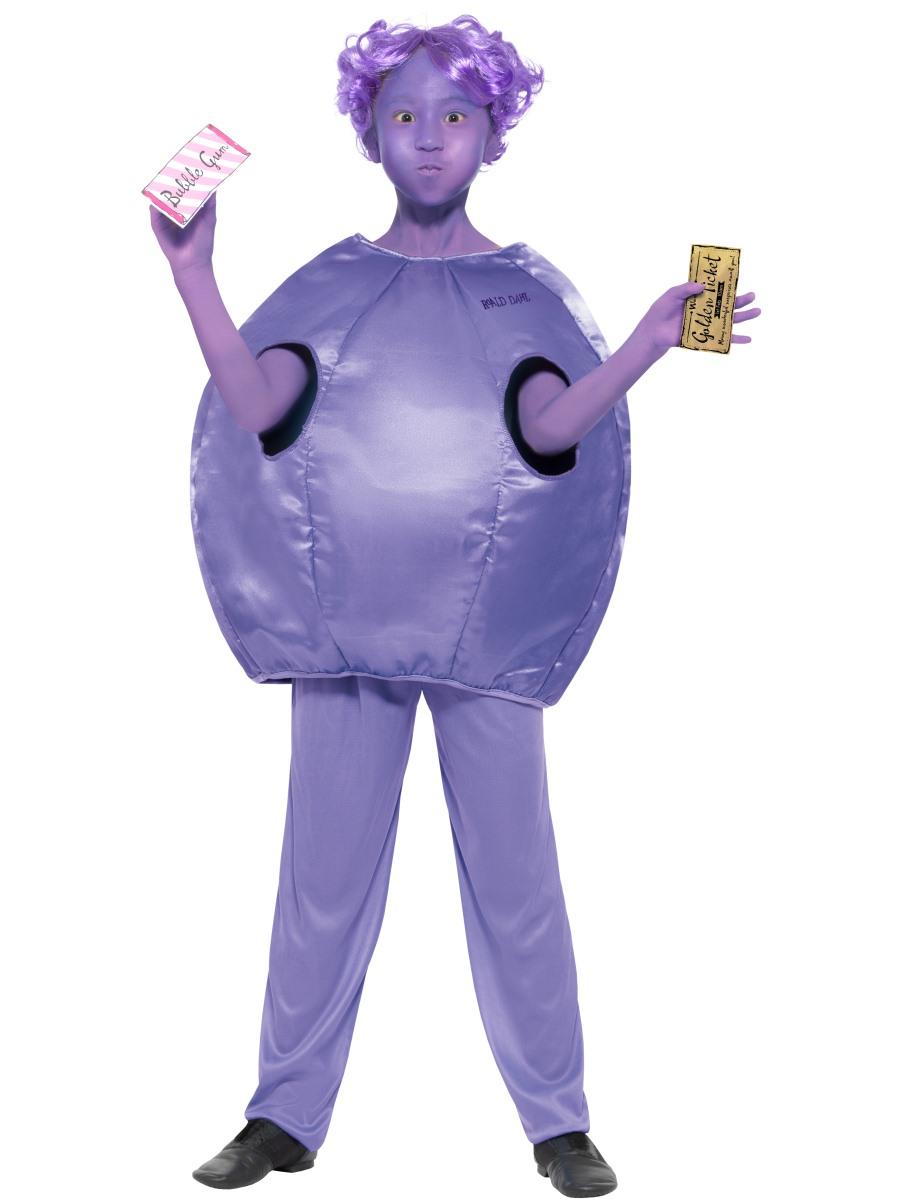 violet beauregarde costume - roald dahl licensed