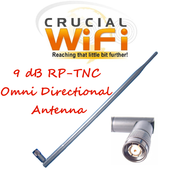 Antenna Router Dbi 9 Dbi Antenna rp Tnc Router