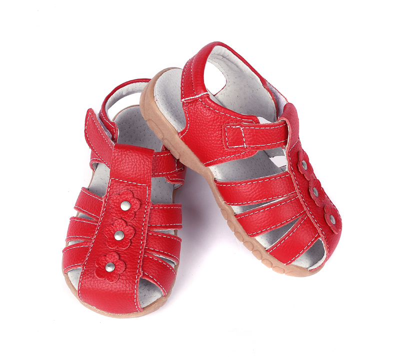 Toddler Sandals Toddler Shoes Kids Shoes Petal Red