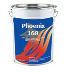 phoenix 168 intumescent coating