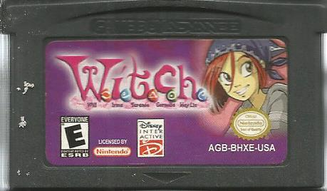 witch gba