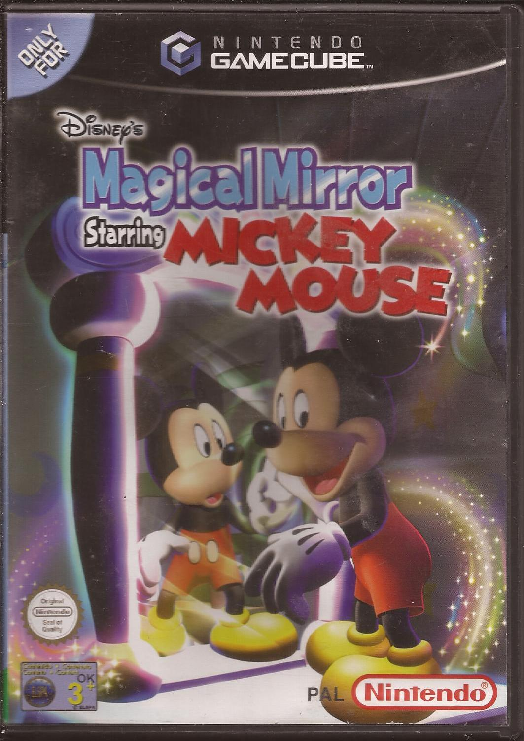 Disney S Magical Mirror Starring Mickey Mouse Used
