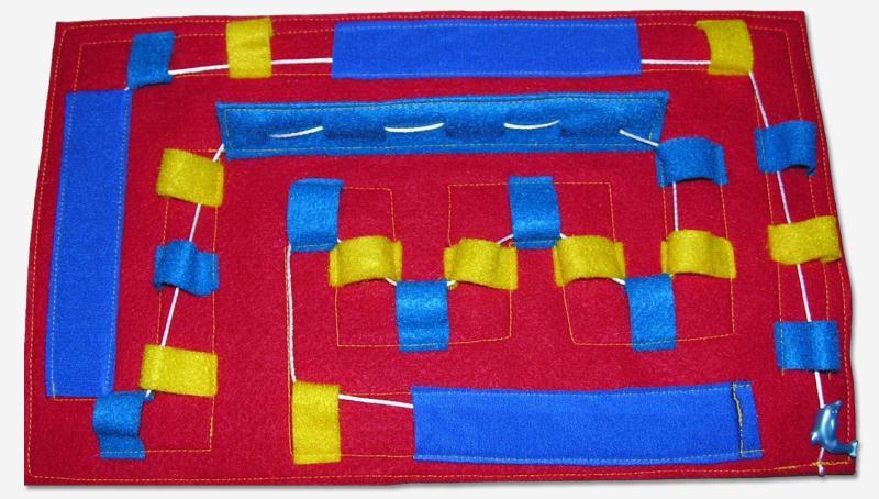 Игрушки для сенсорики своими руками 3 года 100