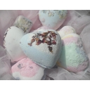 Heart Bath Bomb....from..