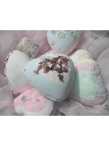 Heart Bath Bomb....from me to you!