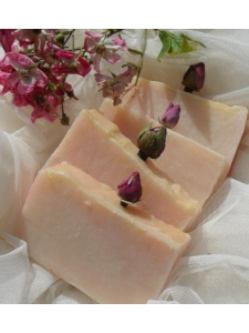 Handmade Natural Jojoba and Pure Silk,..