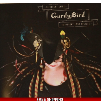 GurdyBird - Different Ships,..