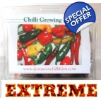 Chilli Growing Kit  Extreme Details