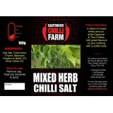 Chilli & Herb Salt