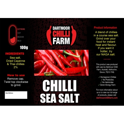 Chilli Sea Salt