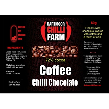 Coffee Chilli Chocolate
