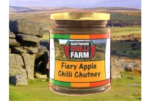 Fiery Apple Chutney