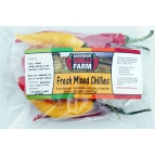 Fresh Chillies Pack Details
