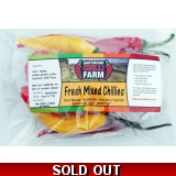 Fresh Chillies Pack