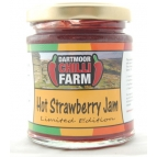 Hot Strawberry Jam