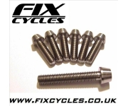 Titanium Stem Bolts Upgrade Kit
