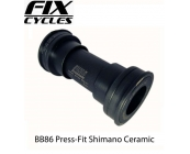 UNITi Press Fit BB86 Ceramic Bottom Bracket Shi..