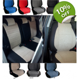 Honda Fit & Jazz Set Velour Seat Cover..