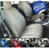 for nissan leaf leatherette custom fit..