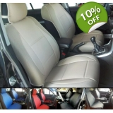 Nissan Leaf leatherette custom fit two..