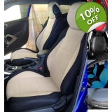 Subaru XV Crosstrek two front Velour &..