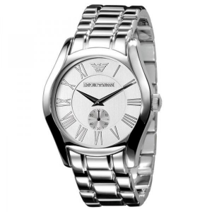 Emporio Armani AR0647 - Mens Stainless Steel Watch