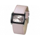 Bench Ladies Pink Dial Pink Leather St..